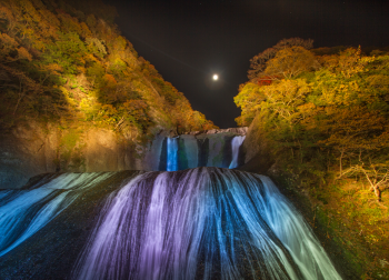 DAIGO LIGHT -FUKURODA FALLS LIGHTING-